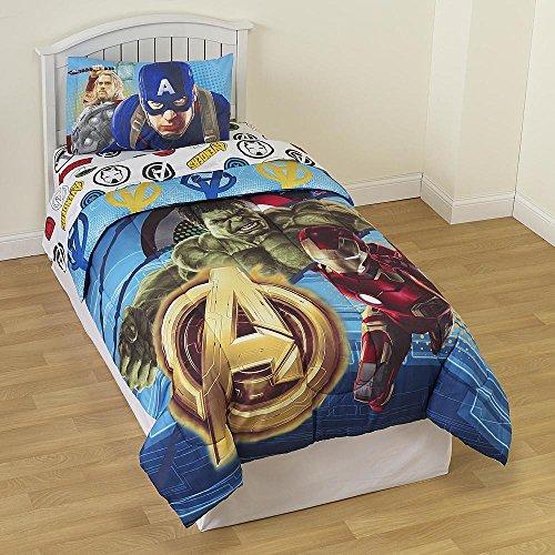 Marvel Avengers Age of Ultron Twin Size Comforter