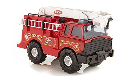 Tonka 90219 Classic Steel Fire Engine Vehicle