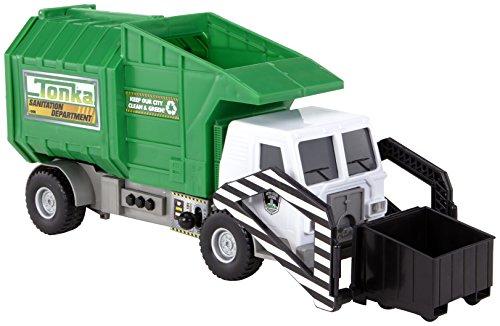 Tonka Mighty Motorized Garbage FFP Truck