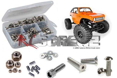 RC Screwz Screw Kit Stainless Steel AX10 Deadbolt RCZAXI012