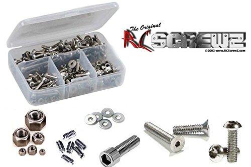RC Screwz Stainless Steel Screw Kit Axial Wraith RTR