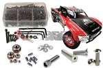 Rc Screwz Team Losi Xxx-T Sct Stainless Steel Screw Kit - Rczlos056