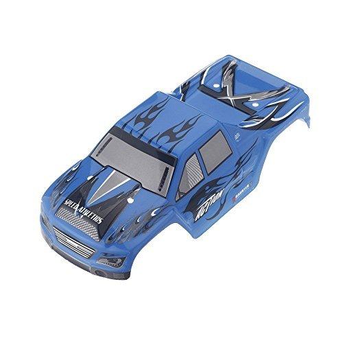 Original Wltoys A979 118 Rc Car Canopy Blue A979 04 Part for Wltoys RC Car Part-Blue
