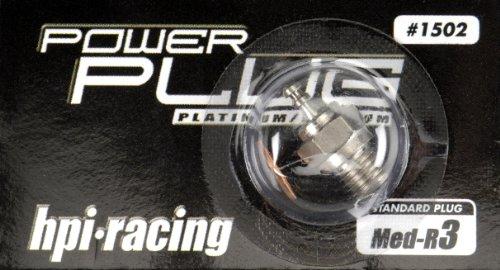 HPI Racing 1502 Glow Plug R3 Medium