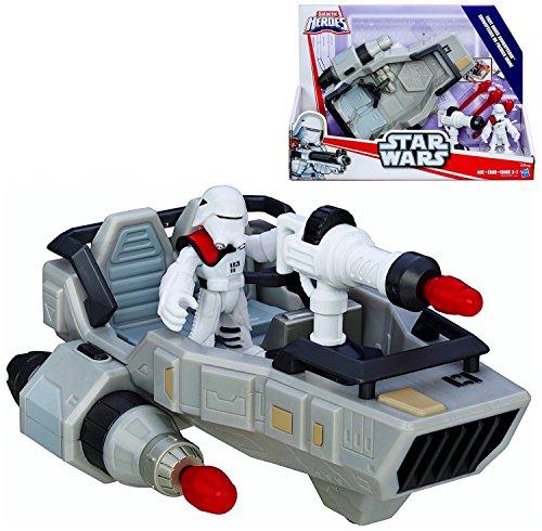 Playskool Star Wars Galactic Heroes First Order Snowspeeder IN STOCK