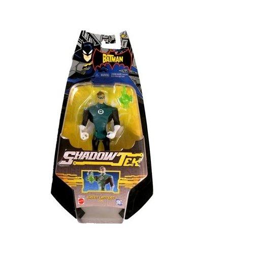 The Batman ShadowTek  Green Lantern Action Figure