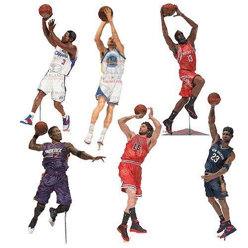 NBA SportsPicks Series 27 Action Figure Case