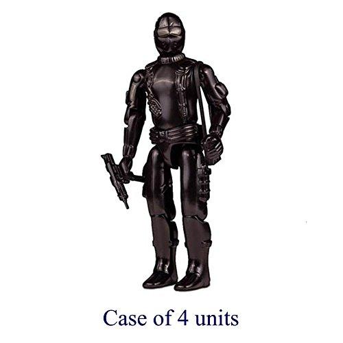 Snake Eyes GI Joe Jumbo Action Figure Case of 4