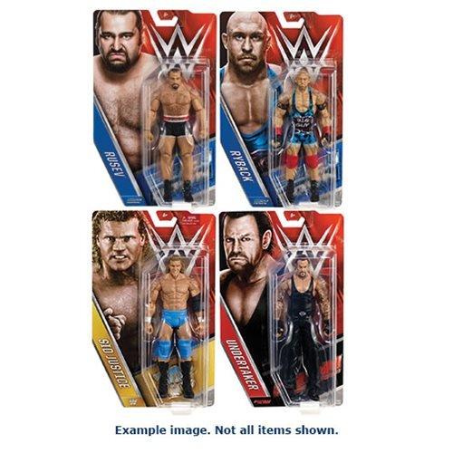 WWE Basic Figure Series 63 Action Figure Case