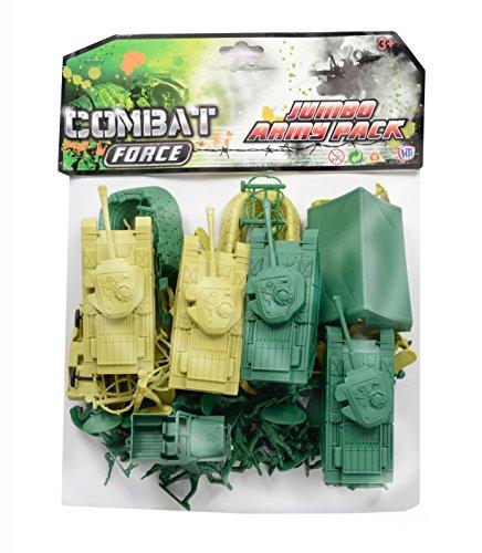 Jumbo Army Play Set