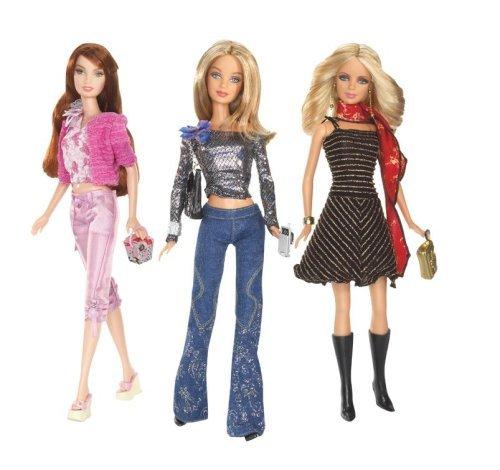 Barbie Barbie Fashion Fever dolls parallel imports