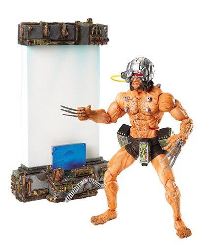 Toy Biz Marvel Legends Series Vii Weapon X Wolverine Action Figure