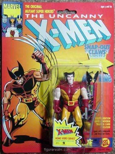 Uncanny X-Men Wolverine I First Edition Action Figure