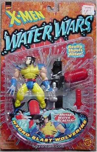 X-Men Water Wars Wolverine Action Figure