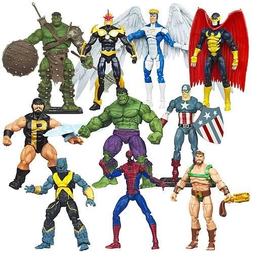 Marvel Universe Action Figures Wave 21 Case of 12 Figures