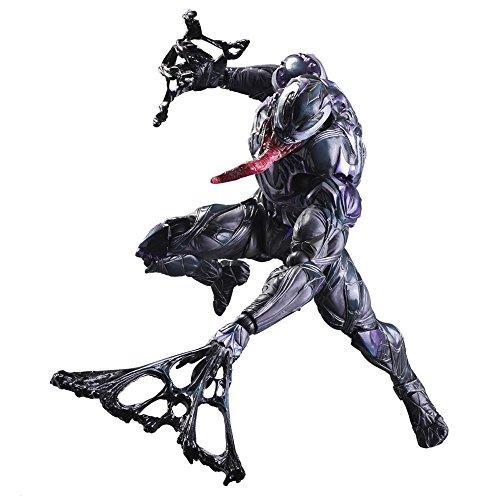 Square Enix Play Arts Kai Venom Marvel Universe Action Figure