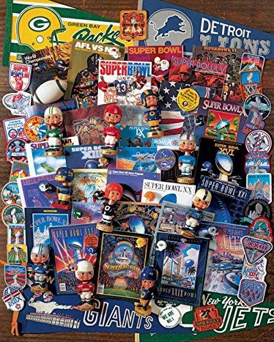 Springbok Football Fantasy 1000 Piece Jigsaw Puzzle