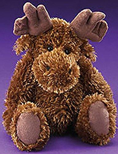 Boyds Plush Lil Fuzzies Jolly Moose Stuffed Animal