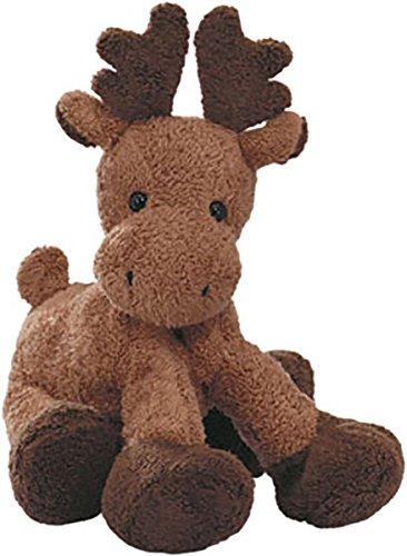 Gund Plush Klumbsy Woodland Wild Life Carob Moose Stuffed Animal