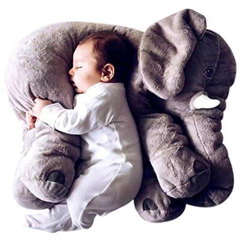 Hiltow Elephant Stuffed Plush Pillow Pals Cushion Plush Toy