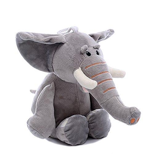 Lazada Elephant Stuffed Animal Plush Toy Dolls Kids Gifts Gray 13