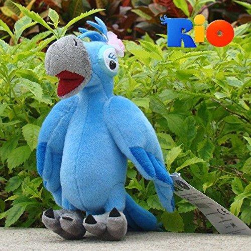 Rio 2 Plush Toy Jewel 85 Collectible Blu Female Parrot Stuffed Animal Doll