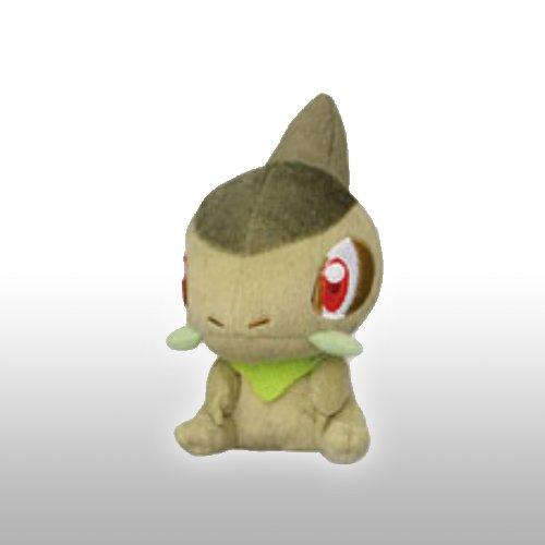 Perfectly round stuffed dragon ~ ~ Kibago single item Banpresto Prize Innovation Pokemon Best Wishes roller japan import