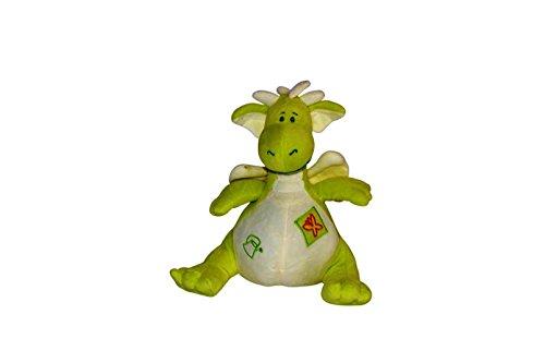 Baby Boo Childs Dragon Cute Plush Stuffed Animal Toy Green