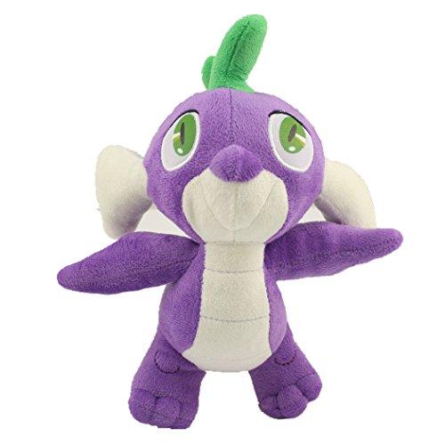 My Little Pony Friendship is Magic Spike Green Dragon Plush Stuffed Toy Doll