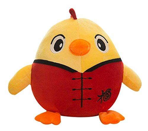 Stuffed Animals Chicken Plush Toy Pillow Doll Birthday Gift Cute