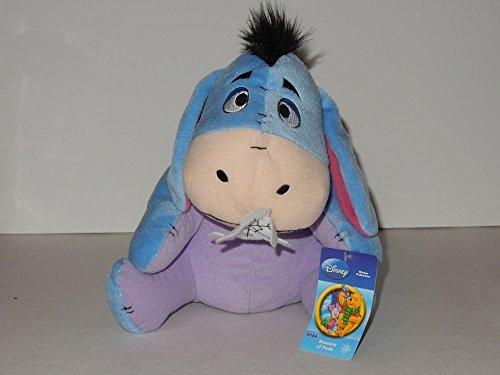 Disney 11 Seasons of Pooh Collection Eeyore Plush Toy Stuffed AnimalNEW