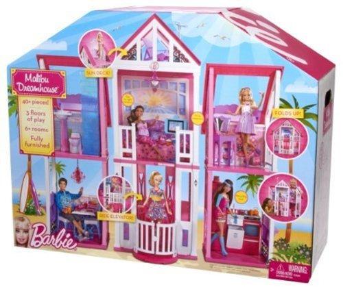 Barbie Malibu Dreamhouse