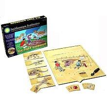 Smithsonian Dig That Dinosaur Game
