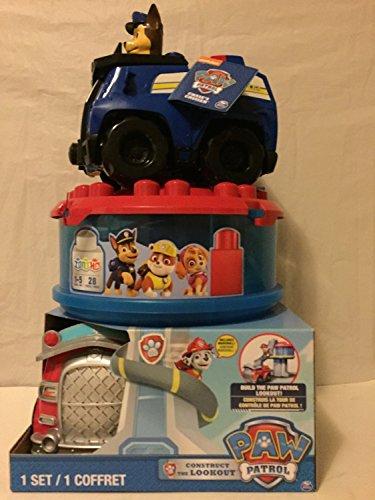 Ionix Jr Paw Patrol Paw Patrol Tower Block Set Ionix Chases Cruiser