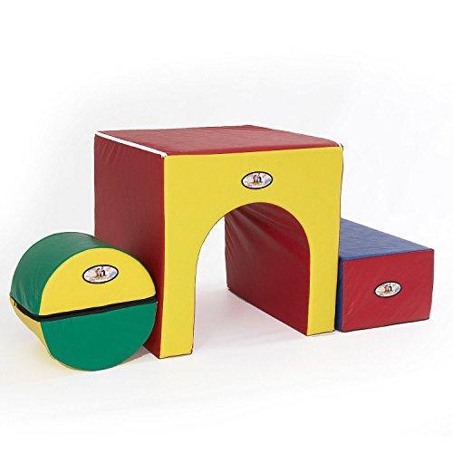 3 Piece Activity Block Set Kids Activity Toy