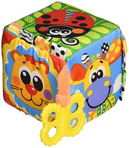 Playgro Baby Fun Friends Activity Block