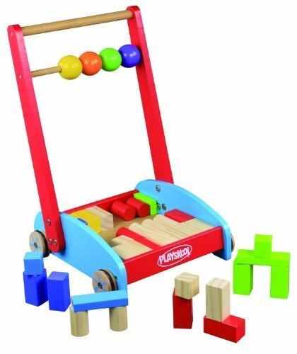 Playskool Activity Block Cart by Playskool