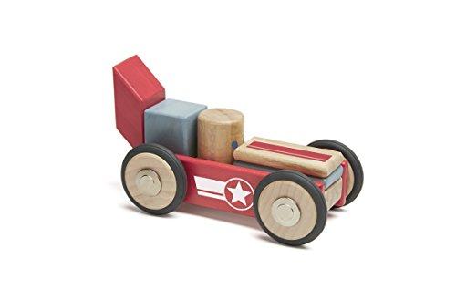 Tegu Daredevil Magnetic Wooden Block Set