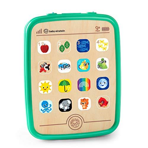 Baby Einstein Magic Touch Curiosity Tablet Wooden Musical Toy 6 Months