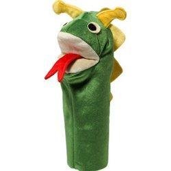 Green Dragon Baby Einstein Puppet