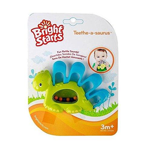 Bright Starts Theeter Teethe-a-saurus