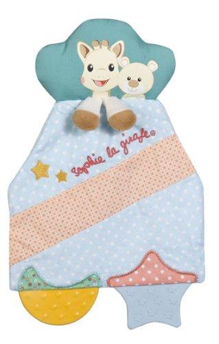 Vulli Comforter to chew Sophie la Girafe