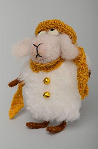 Felt Toy Intellectual Lamb