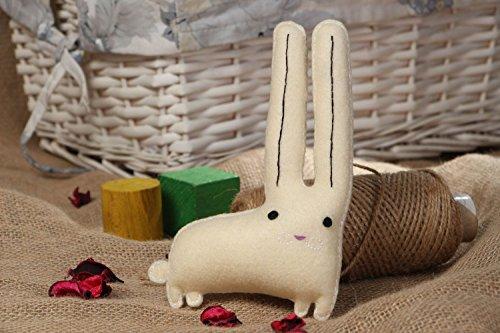 Soft Felt Toy Hare