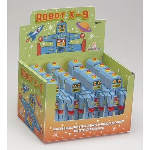 Original Toy Company 59778 Robot X-7 - BLUE