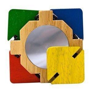 Melissa Doug Mirror Flip-Flap Color Toy