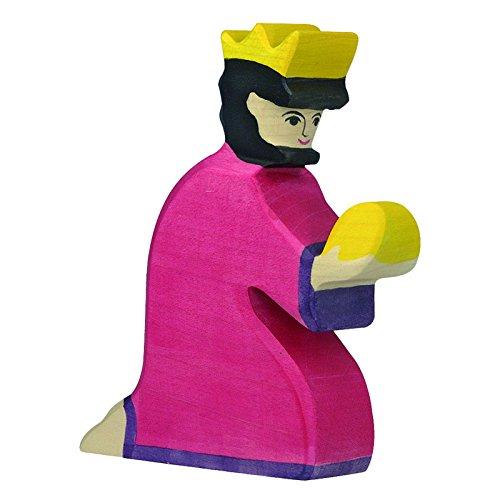 Holztiger Balthasar Toy Figure Red