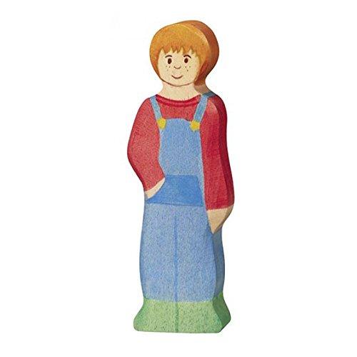 Holztiger Son Toy Figure