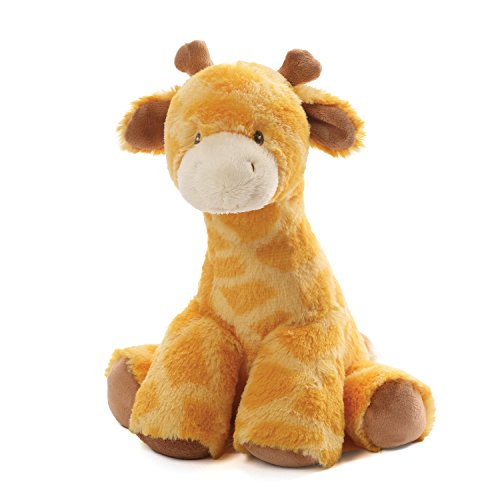 Baby GUND Tucker Giraffe Keywind Musical Stuffed Animal Plush 9