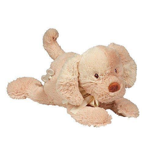 Douglas Baby Tan Puppy Musical Plush Stuffed Animal